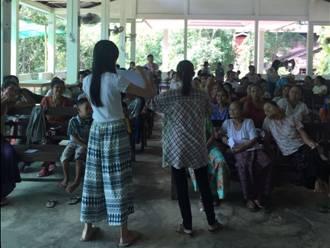 雖稱為基督徒村莊,村民卻不太懂得福音